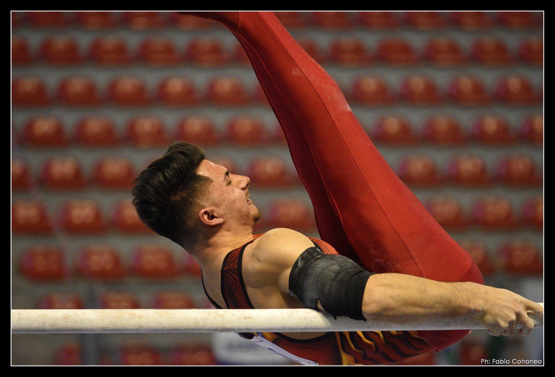 ginnastica artistica gare